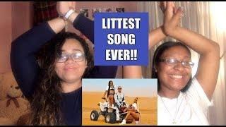 Major Lazer - Sua Cara feat. Anitta & Pabllo Vittar Official MV REACTION!!