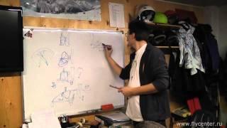 Клуб Горизонт Лекция по мотопарапланам (парапланеризм)