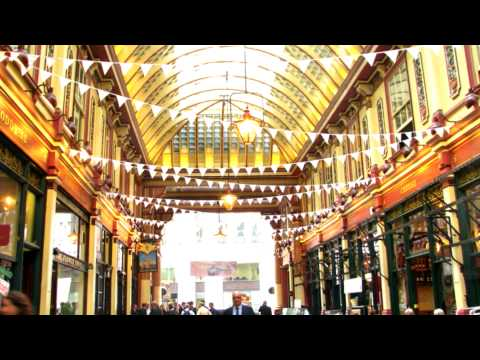 Leadenhall in the City of London