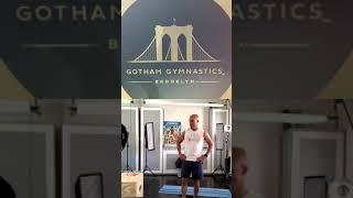 Gotham Gymnastics - Quaranteam - Le Cirque Le Wirque Out