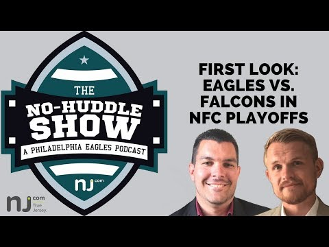 NFL Playoffs: Eagles vs. Falcons initial thoughts