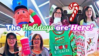 Breakfast, Shopping & Starbucks Holiday Cups! - ADITL