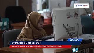 Peraturan Terbaru dari BKN yang Perlu Diketahui PNS dan PPPK - JPNN.COM