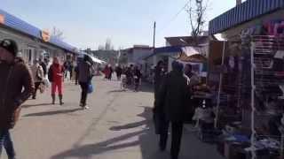 Ukraine Life ,  город Новая Каховка рынок , март 2015. New Kakhovka market(, 2015-03-16T13:59:37.000Z)