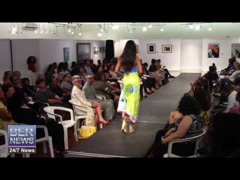 Dana Cooper At Bermuda Fashion Collective, November 3 2016