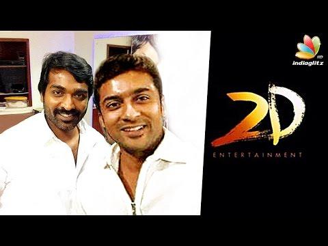 Surya and Vijay Sethupathi to join hands? | Hot Tamil Cinema News thumbnail