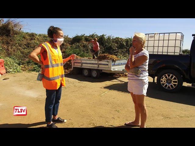 Sud Vendée Littoral : comment valoriser ses déchets végétaux ?
