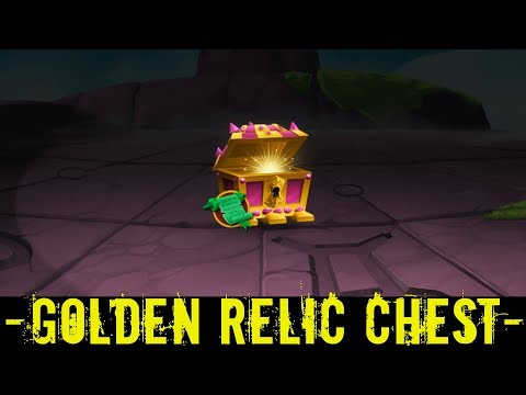 Monster Legends | Golden Relic Chest Opening | So What Can You Expect From A Chest....?