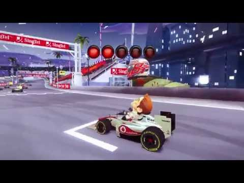F1 Race Stars: Part 1/30 - Initiation Cup
