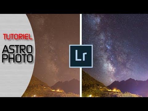 Traiter la Voie Lactée avec Lightroom [Tutoriel]