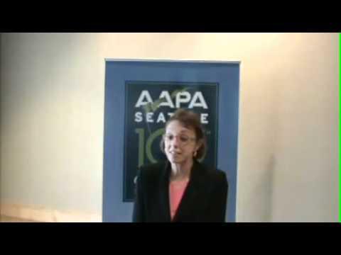 Geraldine Knatz, Ph.D., AAPA Chair 2008-09
