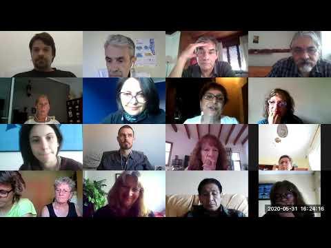 1º Encuentro Internacional (parte 1): psicodramatistas y su percepción emocional ante el coronavirus