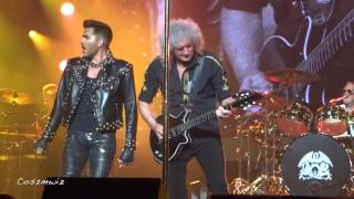 Queen + Adam Lambert - FAT BOTTOMED GIRLS - 2nd Las Vegas 7/6/14
