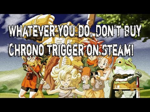 Chrono Trigger Patch has dropped! OUTDATED VIDEO