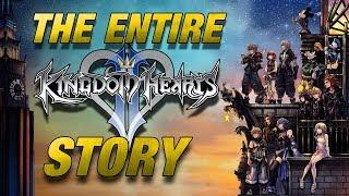 Kingdom Hearts: The Full Chronological Story