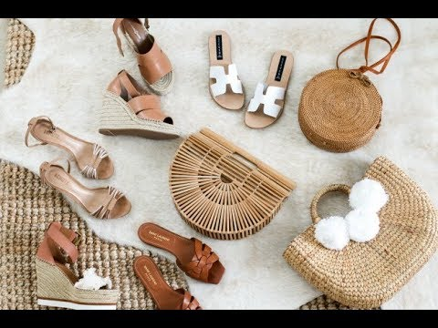 SPRING ACCESSORIES HAUL - SHOES AND HANDBAGS!