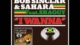 "Bob Sinclar & Saharah ft. Shaggy - ""I Wanna"" - Lyrics!"