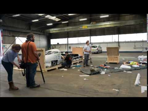 Packing Air Freight Time-lapse