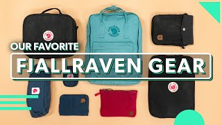 Our Favorite Fjallraven Products   So Much More Than Just The Kanken Backpack