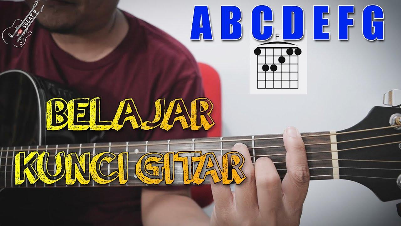 Belajar Kunci Gitar Dasar Untuk Pemula Dengan Mudah Chord Major
