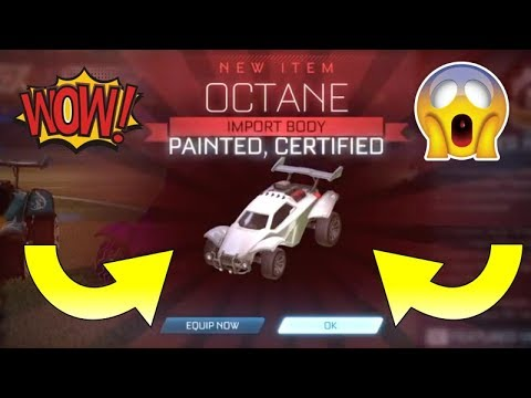 *OMG* TOP 5 BEST TRADE UPS EVER!! PAINTED WHITE OCTANE EDITION!!