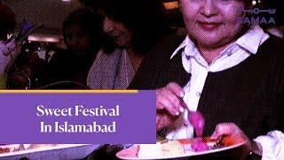Sweet Festival In Islamabad | SAMAA TV | 18 January , 2019