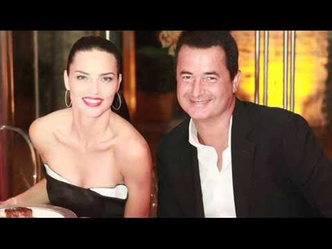 Acun Ilıcalı Adriana Lima Büyük Aşk...