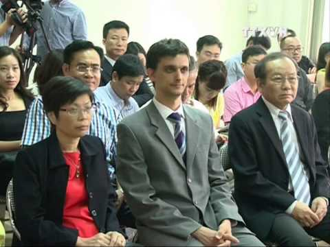Launching Ceremony Hungarian National Trading House in Vietnam _ Vietnam News Agency