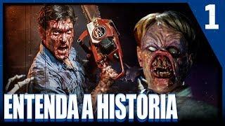 Saga Evil Dead | Uma Noite Alucinante | A Morte do Demônio | PT.1