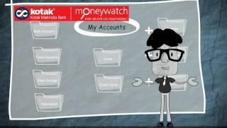 Kotak Money Watch - Keep an eye on your money