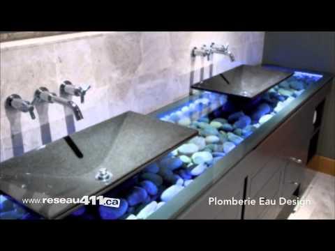 Plomberie Eau Design - Bain, Douche, Robinetterie - Granby, Québec - Reseau411.ca