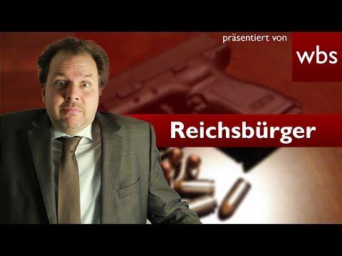 Sind Reichsbürger zu unzuverlässig für Schusswaffen? Urteil gibt Klarheit | RA Christian Solmecke