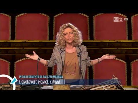 Collegamento Con Monica Cirinnà Lucia Ocone Quelli Che