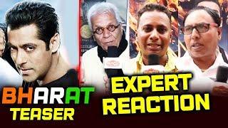 Salman Khan के BHARAT TEASER पर बोले Experts Lalu ji, Bobby Bhai, Vijay Shah