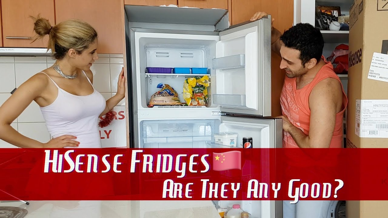 Hisense Fridges - Are They Any Good? | Slim 272L Review