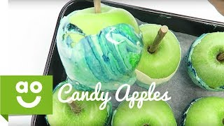 Wie man Marmor candy apples | ao.com