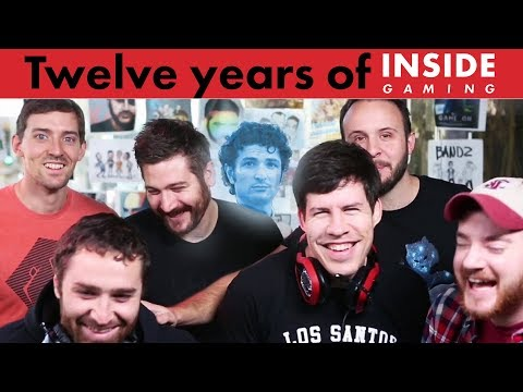 We Survived! Twelve Years of Inside Gaming. Mp3