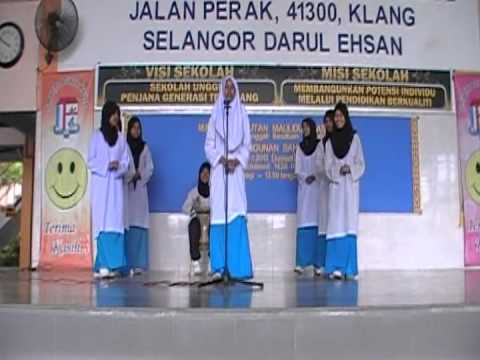 Kumpulan Nasyid An-Nur SMK (P) BK