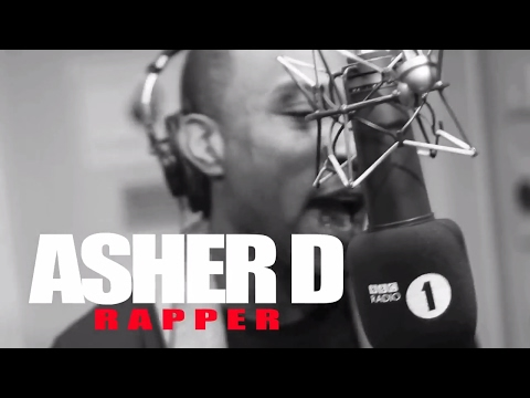 Asher D aka Ashley Walters - Fire In The Booth