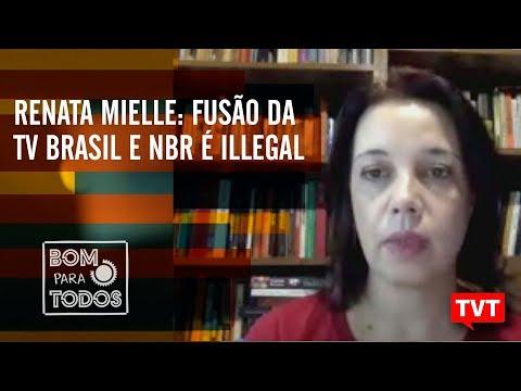 Bolsonaro viola direito à comunicação ao fundir tevês públicas