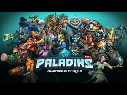 Paladins Turtle Power