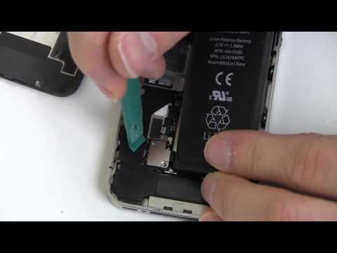 How To Replace Your IPhone 4S A1387 Battery