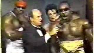 Booker T says Hulk Hogan is a Nigga