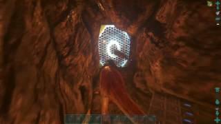 ARK: Survival Evolved Server 757 Hayabusa Alliance Lava Cave Raid