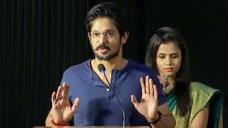 Nakul Requests Actor Vishal | Producers Council | Sei Movie Press Meet