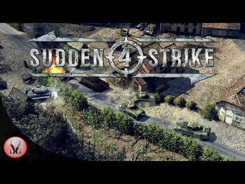 Sudden Strike 4 Gameplay |