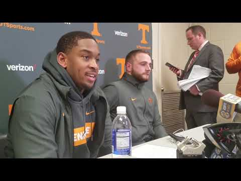 Kyle Phillips & Jesse Medford - Vols (Vandy Post)