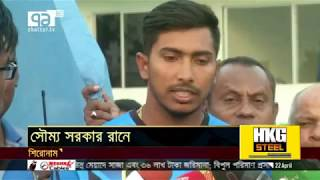 অবশেষে কথা বলল সৌম্যর ব্যাট! | Sports News| Ekattor TV