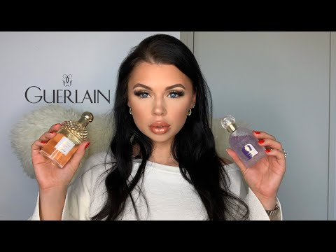 GUERLAIN PERFUMES / FRAGRANCES ( Don't Get Upset For Nothing ) 😏 ❤️