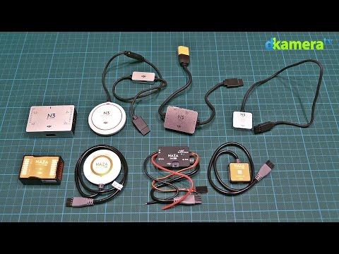 Mini-Octocopter: DJI NAZA N3 Unboxing 2v2 (#04)